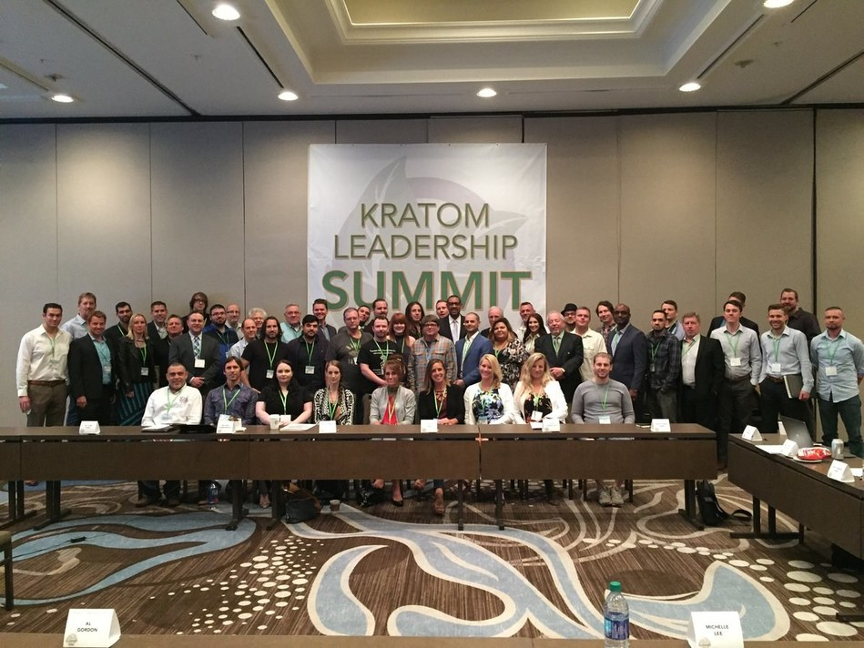 American Kratom Association hosted dozens of vendors and advocates at the first Kratom Leadership Summit