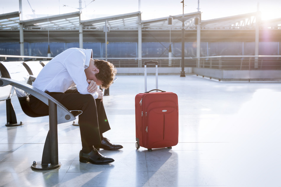 Behavioural economics can help identify when frequent business travel is having a negative impact on your employees (PRNewsfoto/FCM Travel Solutions)