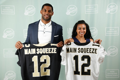 Main Squeeze Juice Co. Announces Partnership with Former New ...