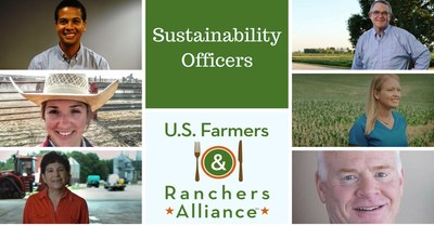 The U.S. Farmers & Ranchers Alliance created the Sustainability Officers Council to provide food companies with access to the farmer and rancher perspective about sustainability in food and agriculture.