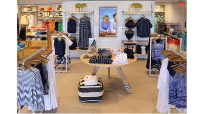 Lands' End opens first of four to six stores planned in 2018.
