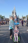 As part of its corporate social responsibility program, Hikvision proudly supports the Starlight Foundation. Pictured here, is the Northcott family on their wish trip to Disney World.