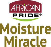 African Pride Moisture Miracle Logo