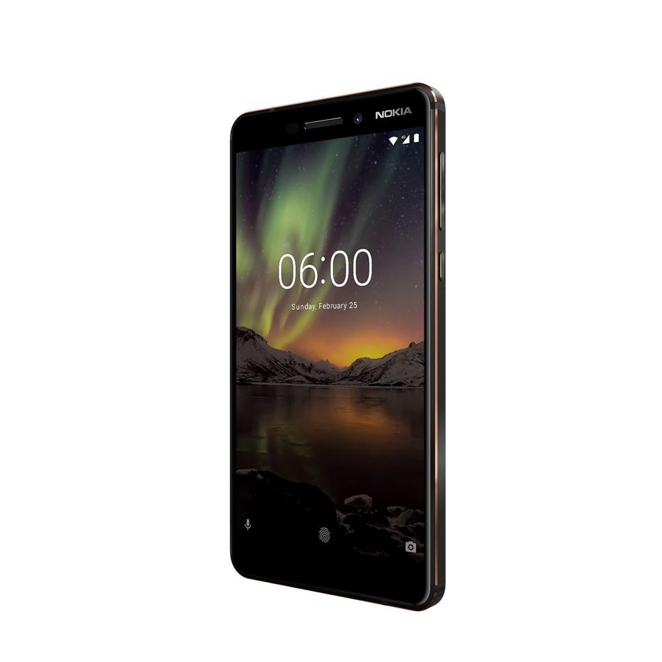 HMD's New Nokia 6.1