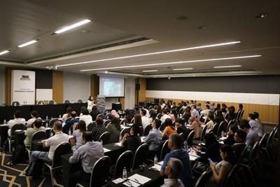 Full house at FHA2018 International Conference (PRNewsfoto/FHA2018)