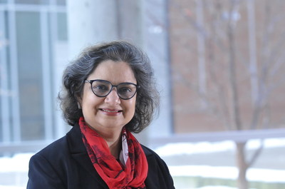 Dr. Charu Kaushic (CNW Group/Canadian Institutes of Health Research)