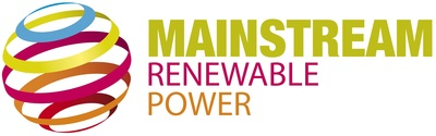 Mainstream Renewable Power Logo
