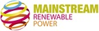 Mainstream Renewable Power Logo (PRNewsfoto/Mainstream Renewable Power)