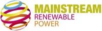 Mainstream Renewable Power Logo (PRNewsfoto/Mainstream Renewable Power)