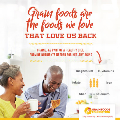 Grain Foods Are The Foods We Love That Love Us Back