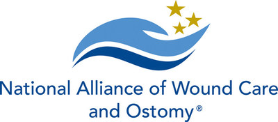 National Alliance of Wound Care and Ostomy Logo (PRNewsfoto/National Alliance of Wound Ca...)