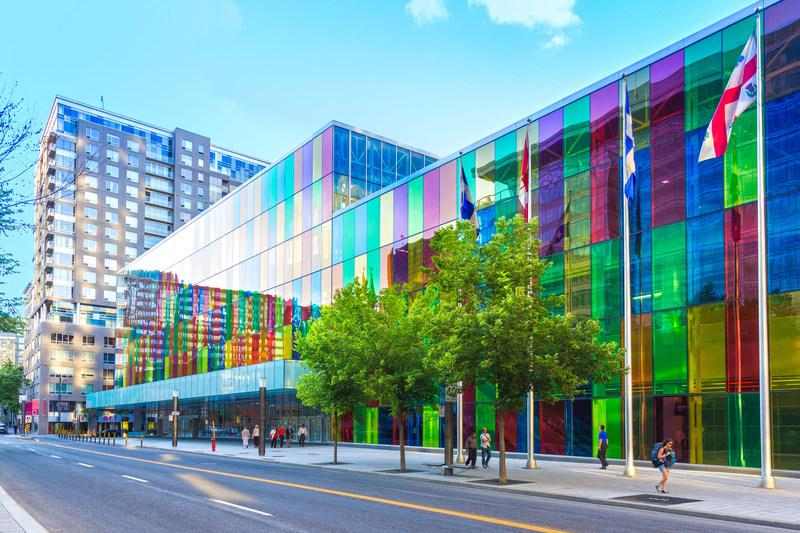 Palais des congrès de Montréal (Convention Center) (CNW Group/Palais des congrès de Montréal)