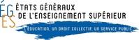 Logo : États généraux de l'enseignement supérieur (Groupe CNW/Fédération nationale des enseignantes et des enseignants du Québec (FNEEQ-CSN))