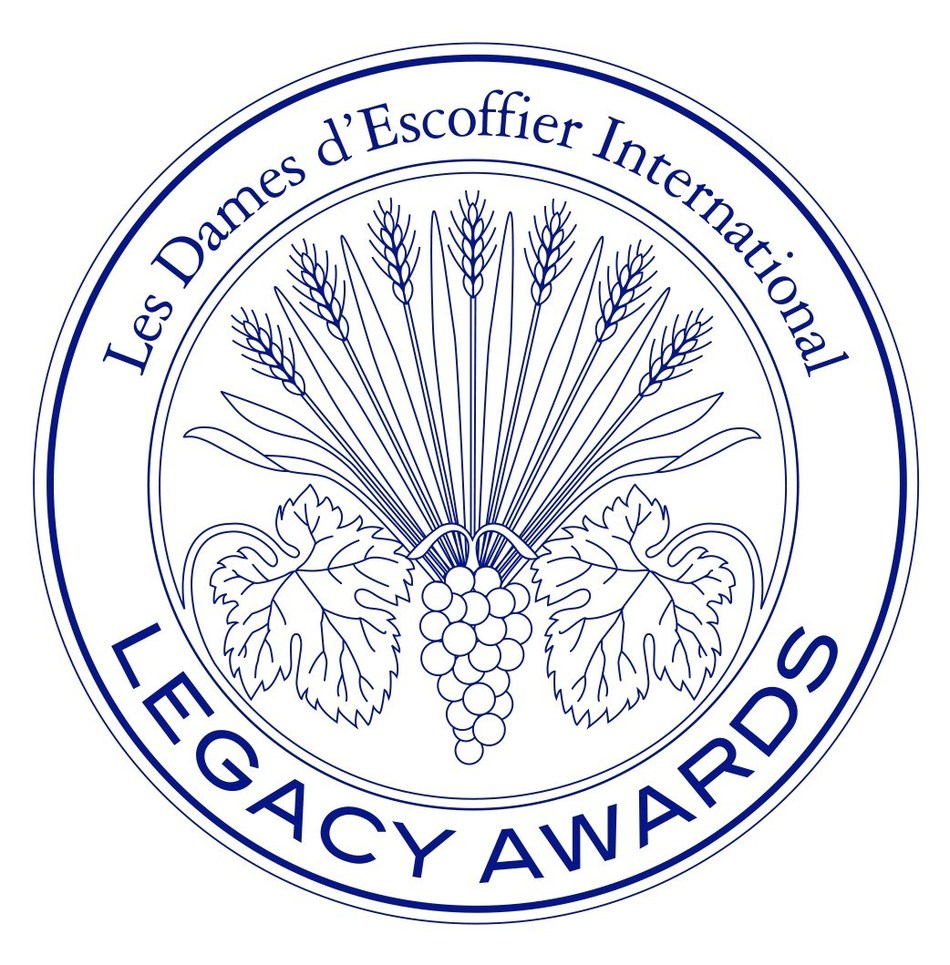 Les Dames d'Escoffier International Announces the 2018 Legacy Award Winners