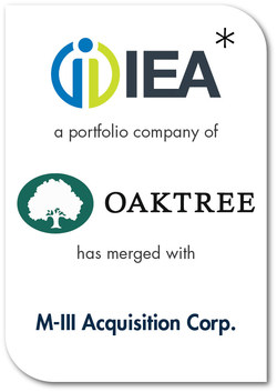 M III Acquisition Corp. Completes Merger With IEA Services LLC