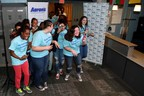 Aaron's, Inc., a leading omnichannel provider of lease-purchase solutions, and its divisions Aaron's and Progressive Leasing, surprised New Hampshire teens last Wednesday with a freshly revamped Keystone Teen Center at the Union Street Clubhouse of the Boys & Girls Club of Manchester. In 2015, the Aaron's Foundation, Inc. announced a three-year, $5 million national partnership with Boys & Girls Clubs of America's Keystone Program, helping teens develop their character and leadership skills.