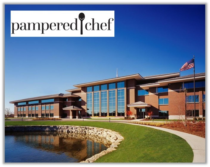 Pampered Chef Headquarters (Addison, IL) Location of the Lean Focus Business System University (LBSU)