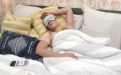 Busy Philipps joins Allswell and moms across the country to #BanTheBrunch and spend Mother's Day in bed