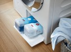 TwinDos: The first automatic two-phase precision detergent dispensing system, which can achieve detergent savings of up to 30%. (CNW Group/Miele Canada)