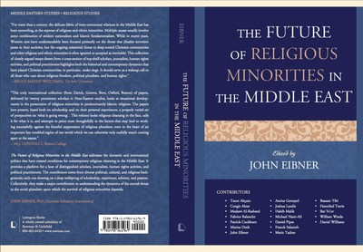 A new book edited by John Eibner of CSI: 'The Future of Religious Minorities in the M Photo