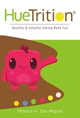 HueTrition: Healthy & Colorful Nutrition Made Fun!  The simplest and most fun way to eat healthy!  New HueTrition e-book and Free HuePets App!  Want to eat fruits and vegetables? Or lead a more plant-based lifestyle?   There's an app for that! HuePets App!  Learn more at https://www.HuePets.com  They are what you eat, HuePets grow and thrive off those healthy foods.  Set goals and rewards & track progress, with Amazon integration, prizes for eating healthy are endless!  Please visit: HueTrition.com
