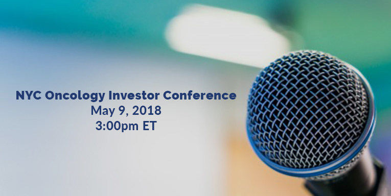 2018 NYC Oncology Investor Conference