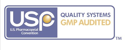 USP Quality Systems GMP Audited Certification