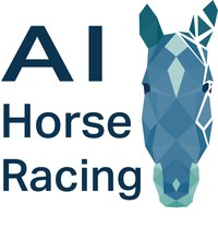 Company name and logo for AI Horse Racing