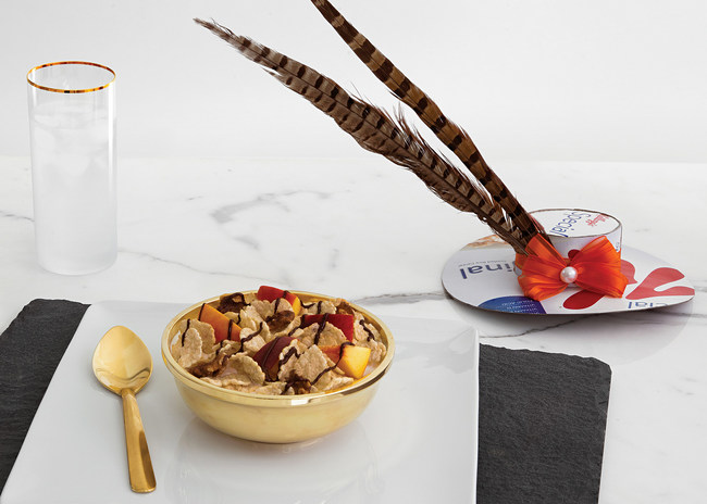 Following Kellogg's® ultimate breakfast and viewing party on May 19, select menu items will be available for purchase at Kellogg's NYC Café.