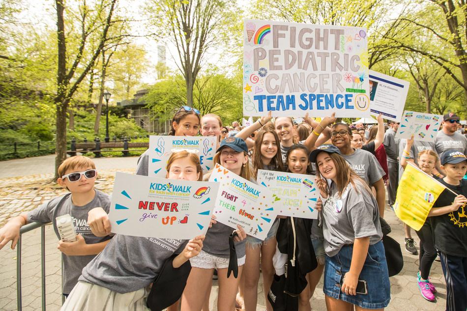 Kids Walk Surpasses $6 Million Raised For Pediatric Cancer
