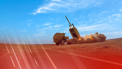 Lockheed Martin received a $828 million not-to-exceed contract from the U.S. Army for Guided Multiple Launch Rocket System rockets and associated equipment.
