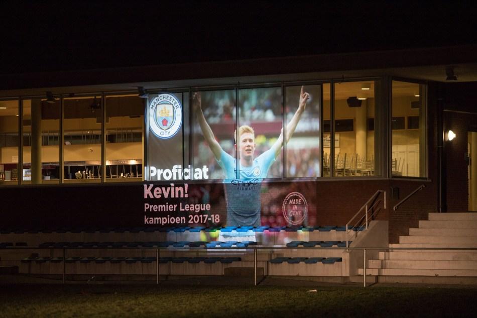 Kevin De Bruyne (PRNewsfoto/Manchester City)
