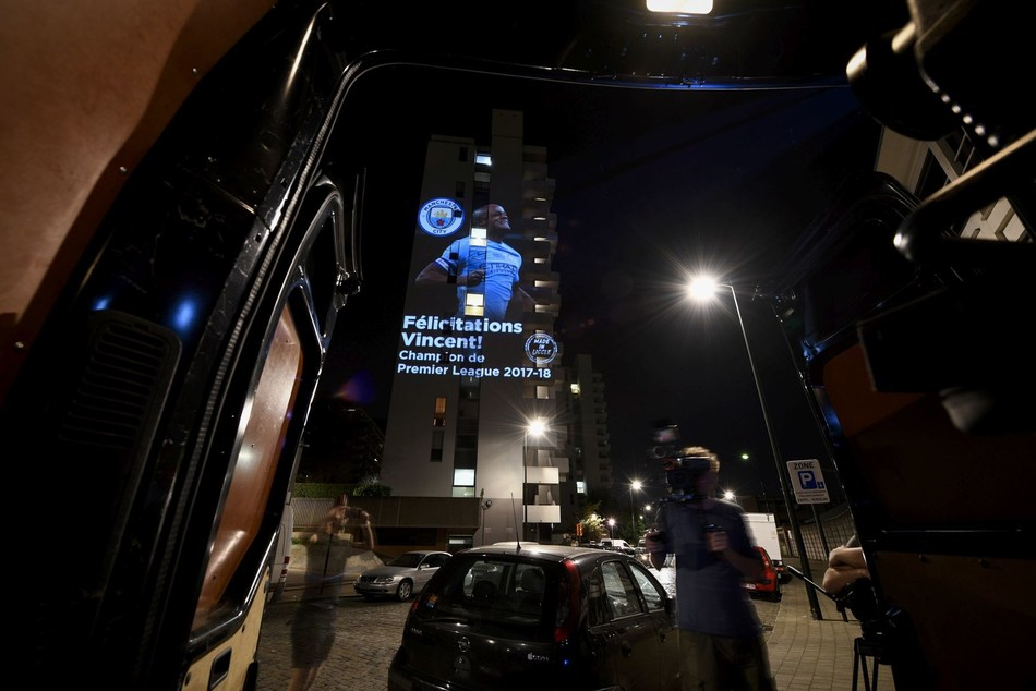 Vincent Kompany (PRNewsfoto/Manchester City)