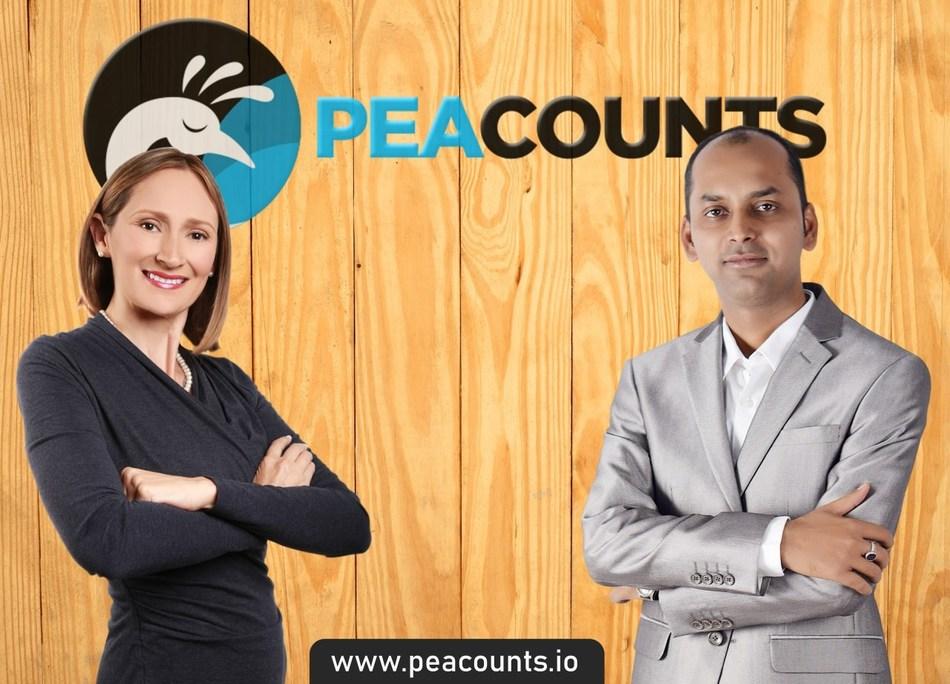 (PRNewsfoto/PeaCounts)