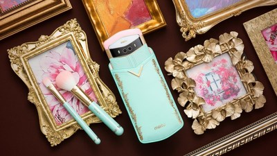 Limited edition of Meitu X the British Museum series V6 smartphone
