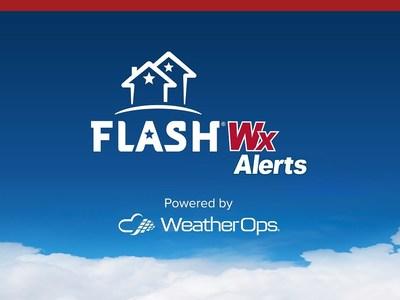 FLASH Weather Alerts App