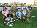U.S. Military And Families Gather In Orlando For A Weekend Of Celebration And Honor