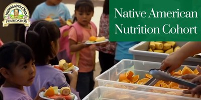 Supporting nutrition education and fresh food access for children and families in underserved communities.