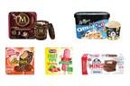 Unilever Ice Cream Heats up the Freezer Aisle with 20 New Frozen Treats