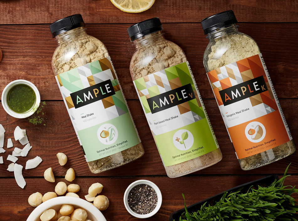 Ample Foods, a San Francisco-based nutrition startup that offers delicious, drinkable superfood meals thoughtfully crafted with quality, real-food ingredients, today announced a $2 million seed funding round led by Slow Ventures. The company expanded its line in January and now offers three varieties: Ample original, Ample V (plant-based) and Ample K (ketogenic).