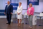 Doug Ford, Kathleen Wynne and Andrea Horwath take part in #CityVote: The Debate