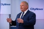 Doug Ford, leader of the Progressive Conservative Party of Ontario, takes part in #CityVote: The Debate