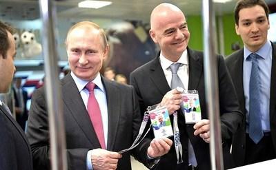 Vladimir Putin. Photo from kremlin.ru