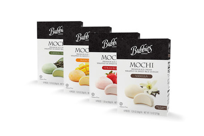 Bubbies Mochi Ice Cream comes to Whole Foods Market stores nationwide.
