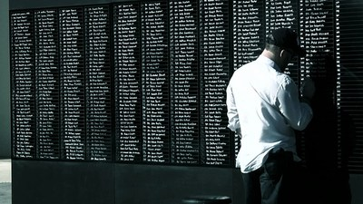 Writing the Afghanistan Memory Wall from memory