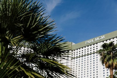 Monte Carlo in Las Vegas officially shed its name this week for a new identity – Park MGM – making way for the resort set for completion later this year. Following a transformation that will touch every element of the central Strip property, Park MGM is a welcoming social hub that evokes the residential spirit, intimacy and individuality of a boutique experience on a resort scale.