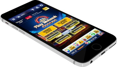 Akwesasne's players can view and earn card points using the Play Mohawk app along with customized offers and promotions that they can redeem at the land-based casino.