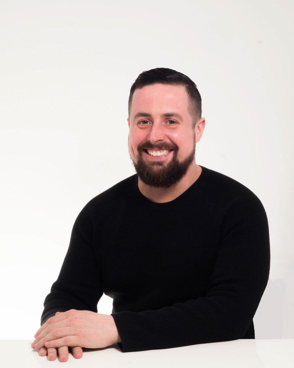 Luke Kennedy, Chief Technical Officer, FlowForma. (PRNewsfoto/FlowForma)