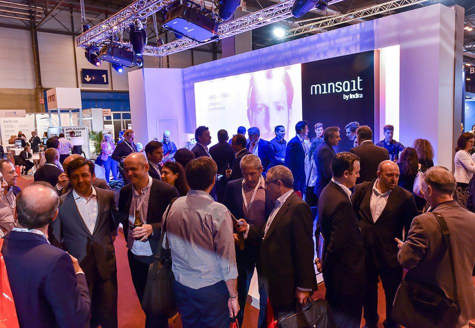 Digital Enterprise Show - Digital Business World Congress 2018 (PRNewsfoto/DES-Digital Enterprise Show)