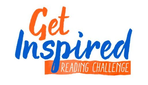 """Get Inspired"" is the theme of the Early Bird Books reading challenge."
